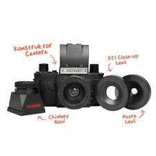 Lomography Konstruktor DIY Super Kit Build Own 35mm SLR Camera Black Lomo #752