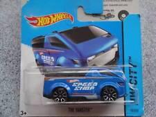 Hot Wheels 2014 #010/250 LE VANSTER bleu neuf Fonte 2014 HW CITY Lot G