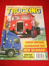SPECIAL ORDER OF 10 TRUCKING INTERNATIONAL WITH SCANIA ARTICLES
