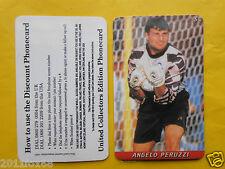 1997 phone cards $ 2 rare angelo peruzzi schede telefoniche 1997 telefonkarten