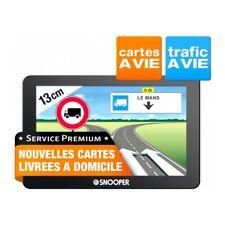 GPS Poids lourds SNOOPER PL5400 - carto gratuite à vie