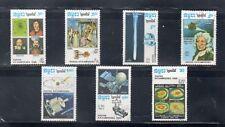 Kampuchea Espacio Copernico Halley Serie del año 1986 (DQ-279)
