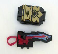 2012 Mighty Morphin Power Rangers Super Samurai Shark Sword McDonald's Toys Lot