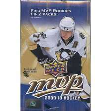 2009-10 UD MVP Hockey - Finish your Set! - Pick any 10 cards for .99 cents!