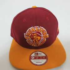 Cleveland Cavs Retro Throwback New Era 9Fifity NBA Snapback Hat Cap