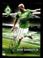 12 Autogrammkarten Werder Bremen 2011-12 Original Signiert+A 158255