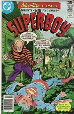 Adventure Comics '78 455 Vf D4