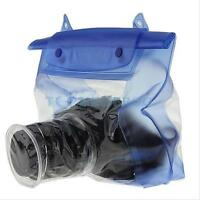 DSLR SLR Camera Waterproof Underwater Housing Case Pouch Dry Bag for Canon Nikon