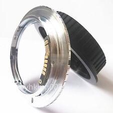 AF Confirm Praktica PB Lens to Canon EOS EF Adapter 550d 600d 7d 1100d 450d CAP