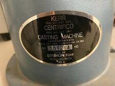 Dental Laboratory Kerr Centrifico Casting Arm For Dental Lab Or Jewelry