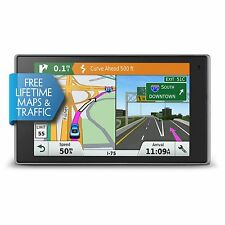 "Garmin DriveLuxe 50LMTHD Prestige 5"" GPS w/ Built-In Bluetooth Lifetime Maps"