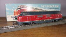 Vintage H0 Märklin 3021 Vers.3  BR200  Diesel Locomotive