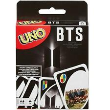 BTS Official UNO Card Game - NEW & SEALED!
