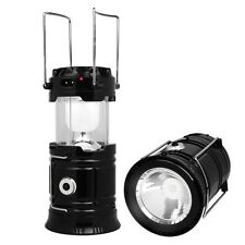 Solar Led Torch Solar Charging Lantern For Camping & Emergency Purpose.