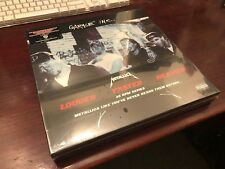 Metallica ‎– Garage Inc Limited Edition WHITE Vinyl - Rare!