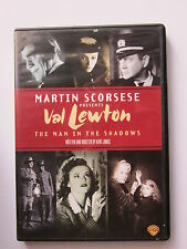 VAL LEWTON  MAN IN THE SHADOWS(2008) MARTIN SCORSESE(WARNER BROTHERS RELEASE)DVD