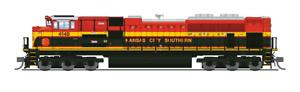 Broadway 6299 EMD SD70ACe, KCS #4149, Belle Scheme, Paragon3 Sound/DC/DCC
