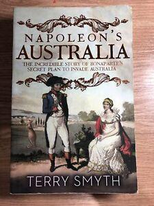 Napoleon's Australia by Terry Smyth (English) Paperback Book Free Shipping!