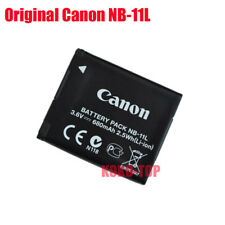 Genuine Original Canon NB-11L Battery For IXUS132 IXUS140 IXUS155 ELPH320 340