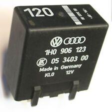 VW Golf Mk3 1.9 Td 120 Relè Controllo Motore Candela Gruppo 12V 1h 0 906 123