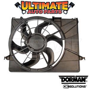 Radiator Cooling Fan (3.3L V6) for 06-08 Hyundai Sonata