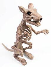Dead Rat Skeleton Rodent Bones Ornament Halloween Prop Horror Haunted House
