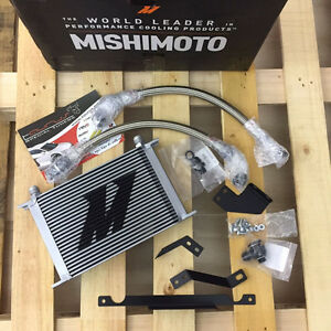 Kit Radiatore olio maggiorato MISHIMOTO Mitsubishi Lancer Evolution Evo 7 8 9