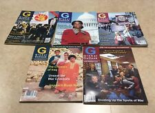 Global Outlook Magazine 9/11 Truth 1 - 12 issues 2002 - 2009 Conspiracy Theory