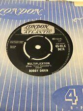 Bobby Darin - Multiplication / Irresistible You