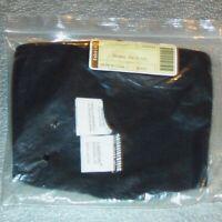 Longaberger Black SERVE AROUND Basket Liner ~ Brand New in Original Bag!