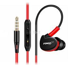 Hot Sale Fonge S500 In Ear Metal Bullet Earphone Headphone HIFI Sport Headset CA