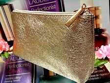 Estee Lauder Gift Cosmetic Bag☾*Bright Golden *☽◆*☾*~Luxury~*☽*☾HB / 25% OUT!☽