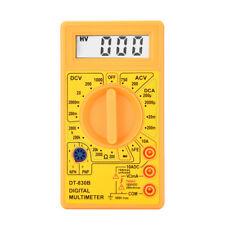 Tekpower Dt830b Mini Digital Multimeter With Buzzer Voltage Ampere Meter Tester