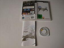 PSP Spiel Final Fantasy - Dissidia 012