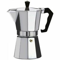 Mocha Coffee Maker Stainless Steel Percolator Filter Espresso Moka Stove Pot