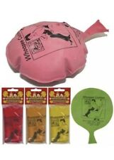 2x TOY WHOOPEE CUSHION FART BALLOON JOKE PRANK OFFICE PARTY BAG FILLER UK SLR