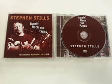 STEPHEN STILLS (CROSBY STILLS & NASH) TURNING BACK THE PAGES CD 2004