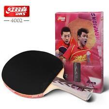DHS 4-Star Table Tennis Racket PING PONG Paddle 4002 Shake-Hand FL Long Handle