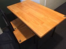 Dining Table Set For Six (6) Chairs and Modern Coffee table