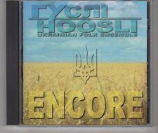 (HH234) Hoosli Ukrainian Folk Ensemble, Encore - 1998 CD