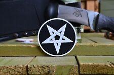 Pentagram PVC Tactical morale patch