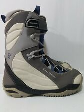 Salomon Ivy Womens Lace Up Snowboard Boots Size 8