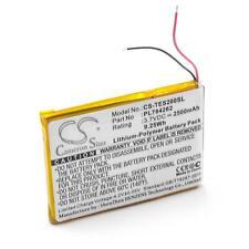 Akku Batterie 2500mAh für Teasi One 2 - PL784262