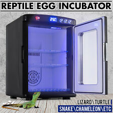 Reptile Egg Incubator Chicken Bird Hatching Lizard Snake Digital Reptipro 5-60°C