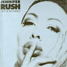 Jennifer Rush - Out of My Hands - Jennifer Rush CD 1UVG The Cheap Fast Free Post