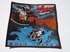 DIO HOLY DIVER EMBROIDERED PATCH
