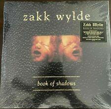 Zakk Wylde * Book of Shadows Vinyl LP * ( Splattered ) Only #500 🔥 New & Sealed