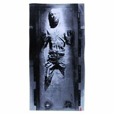 "Star Wars Han Solo Carbonite Beach Towel 30"" x 60"""