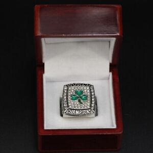 Boston Celtics Ring Celtics 2008 Championship Ring New with Wooden Display Box