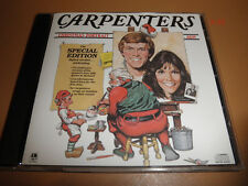 THE CARPENTERS cd CHRISTMAS Portrait SILENT NIGHT ave maria MEDLEY xmas waltz